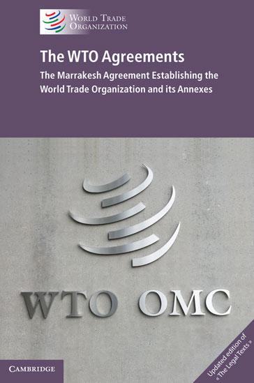 Omc online bookshop the wto agreements platinumwayz